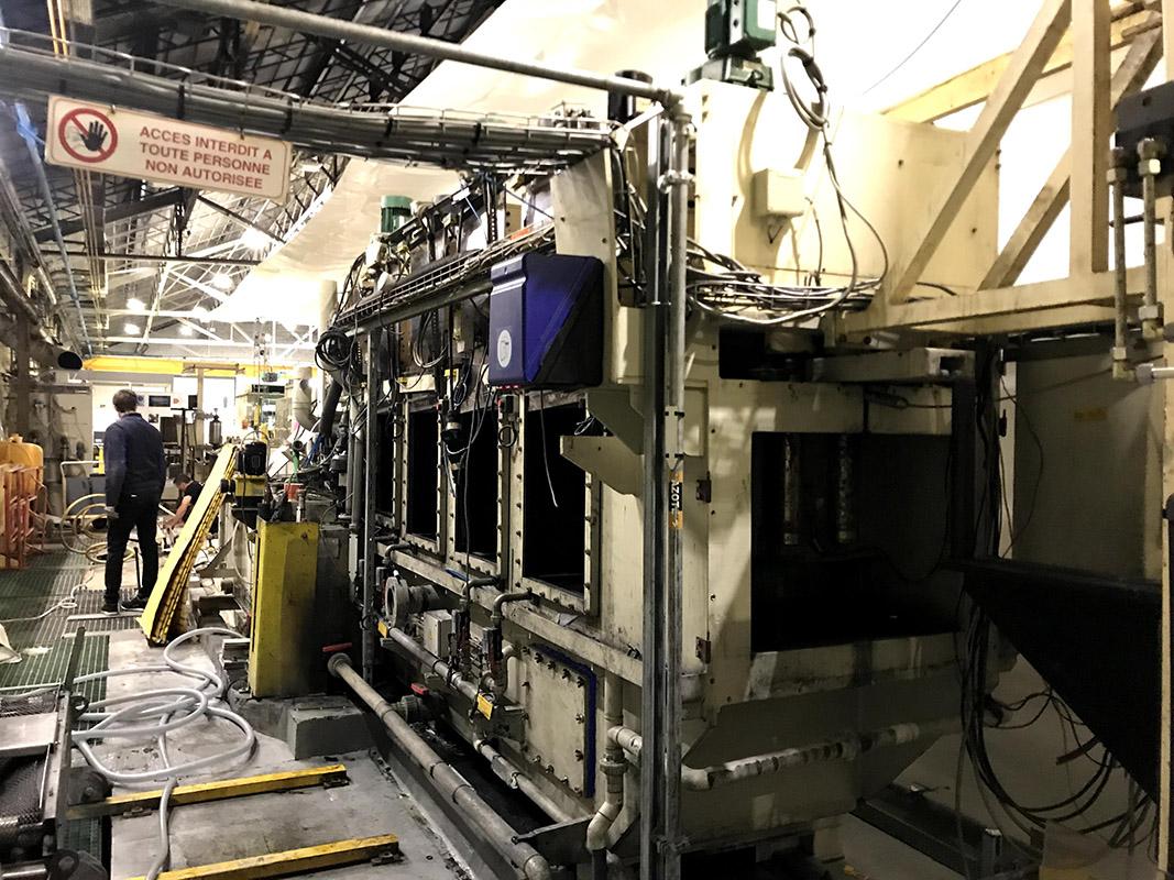 jacobsen ingenierie framatome captation vapeurs lessiveuse