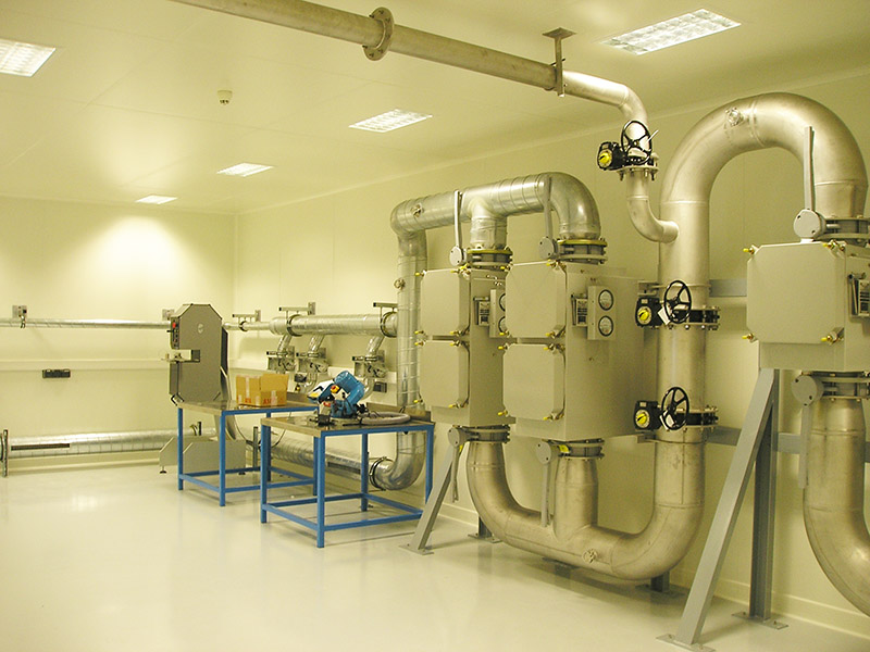 jacobsen ingenierie systemes ventilation